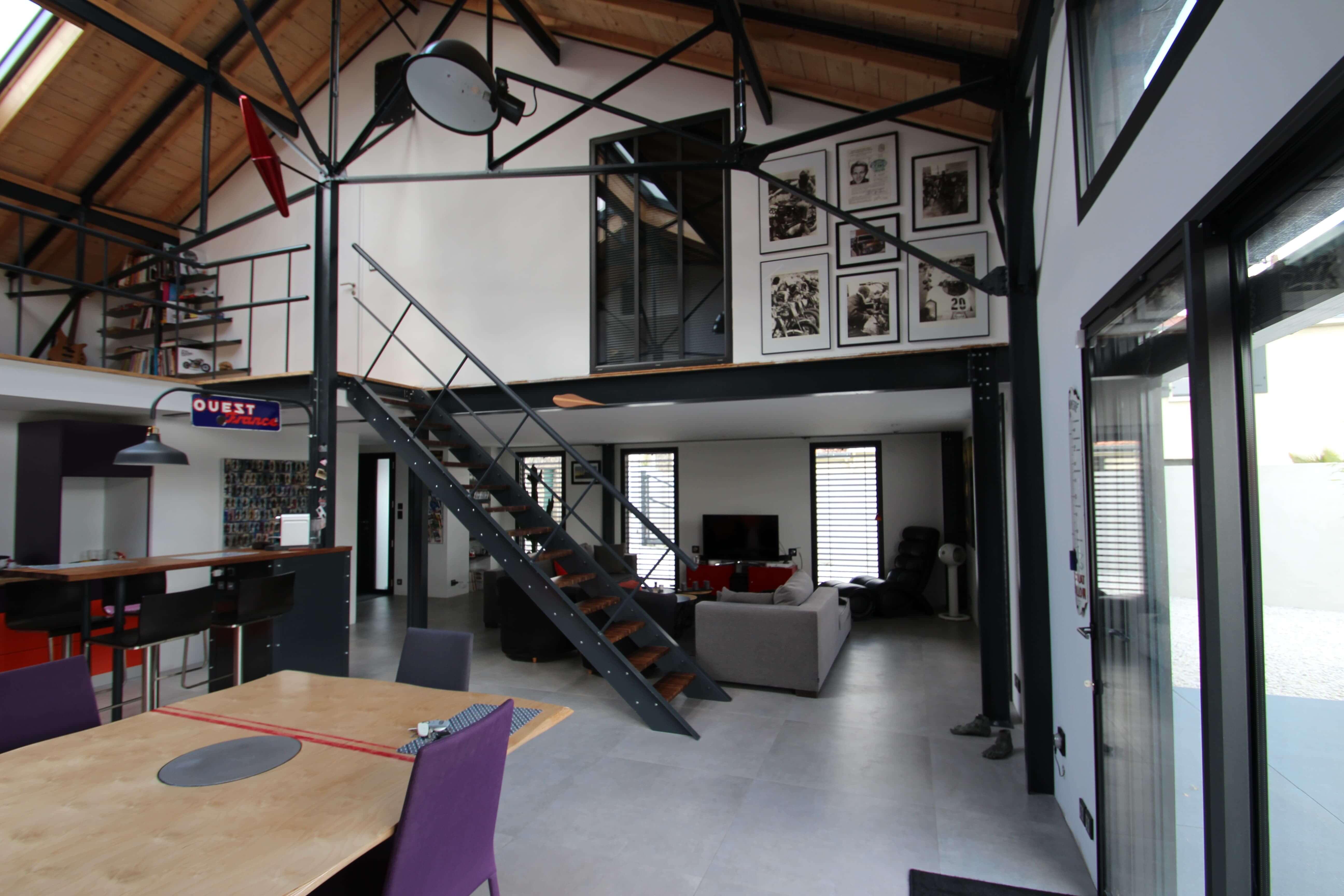interieur-industriel-bois-metal-aigrefeuille-sur-maine-db-concept